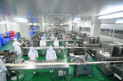 特医食品对厂房车间设计和建筑材料的要求